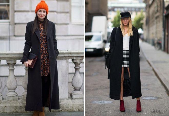 topi apa yang harus dipakai dengan mantel panjang