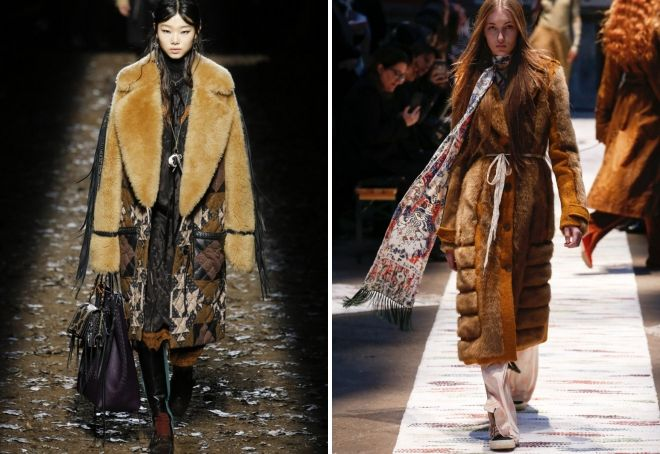 apa yang harus dipakai dengan mantel panjang di musim dingin