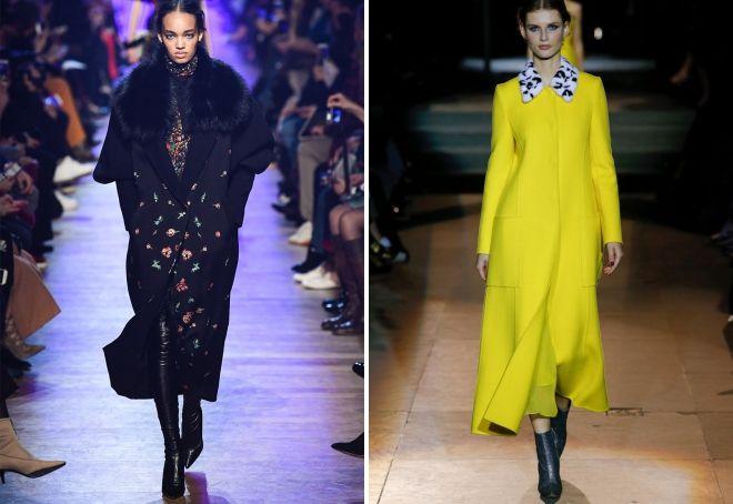 apa yang harus dipakai mantel wanita panjang