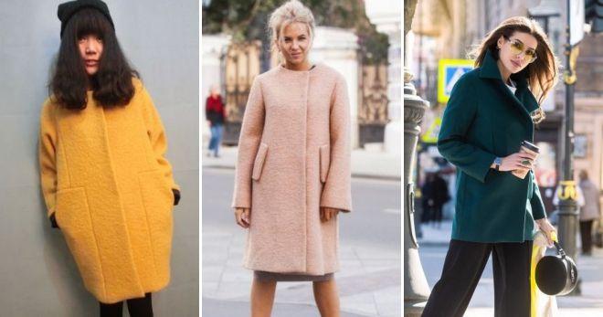 Oversize Overcoat Bright