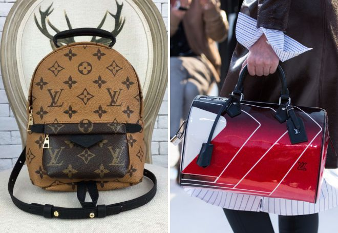 کیف های دستی vintage لوئیس