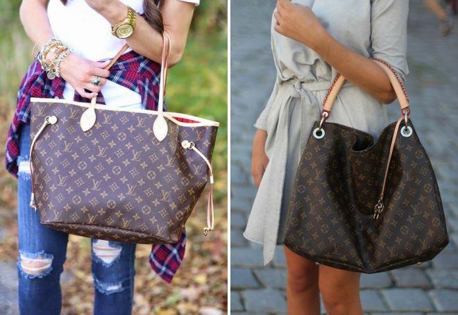 کیف خریدار loui vitton