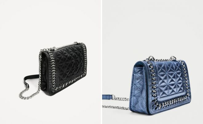 женские сумки zara