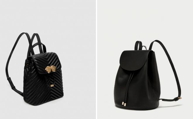 сумка рюкзак зара