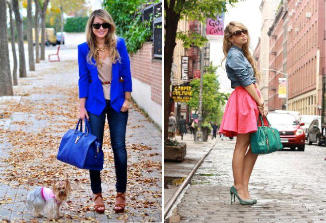женский саквояж с чем носить