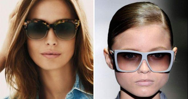 عینک آفتابی زنانه Gucci