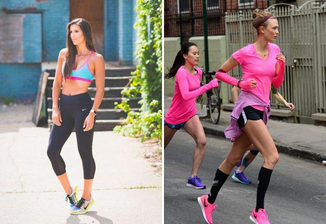 брендовая фитнес одежда