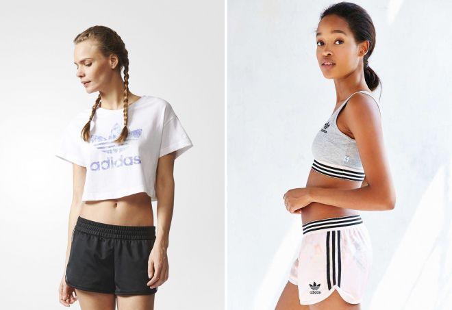 женская спортивная одежда для фитнеса
