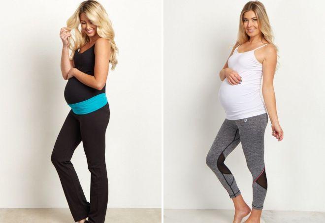 красивая женская одежда для фитнеса