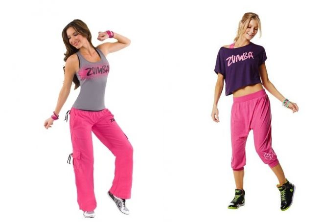 модная одежда для фитнеса