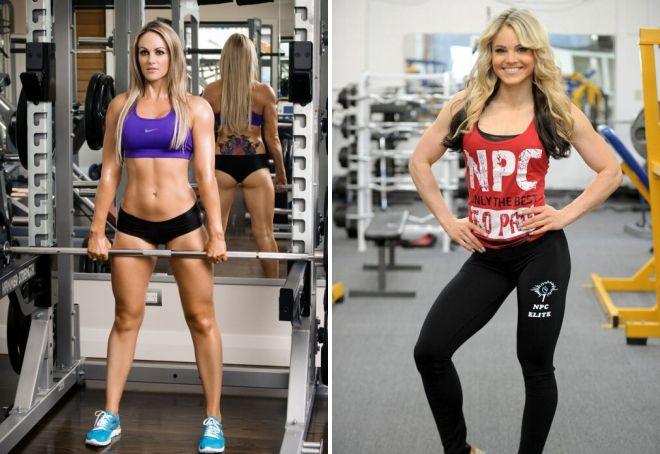 одежда для фитнеса и бодибилдинга