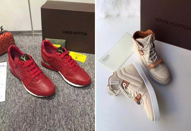брендовые кроссовки для девушек