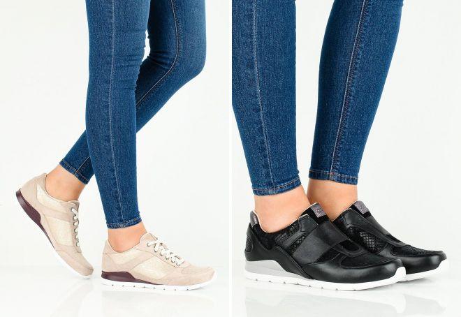 брендовые кроссовки для женщин