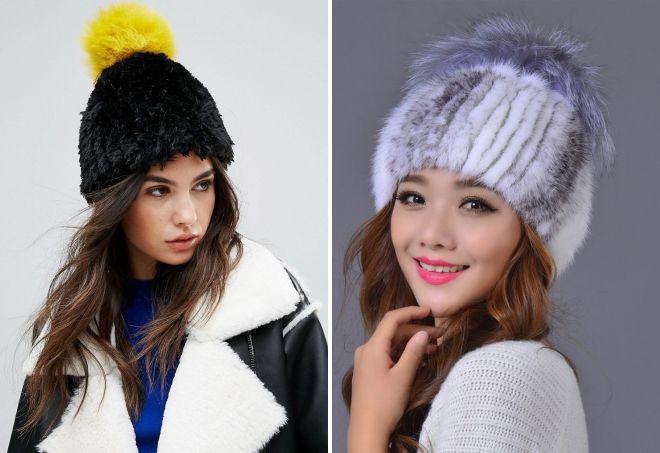 modèle de chapeau de bonnet
