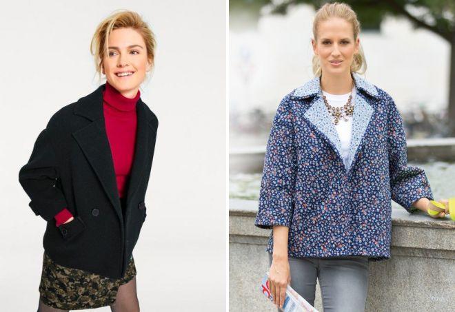 женские модные пиджаки