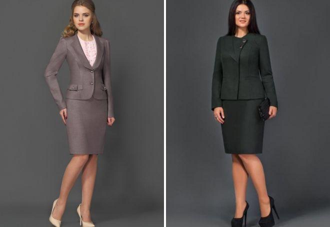 be5fda410d08 Стильный женский деловой костюм – тройка, брючный, с юбкой, шортами ...