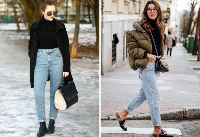 Amerikanske vinter jeans