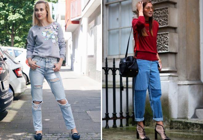 quoi porter avec un jean américain