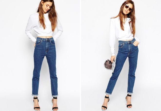 hva betyr amerikanske jeans?