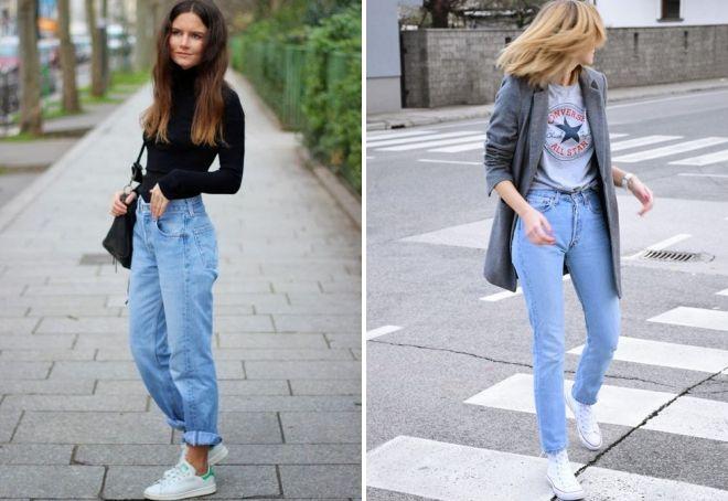 jeans américains quelles chaussures