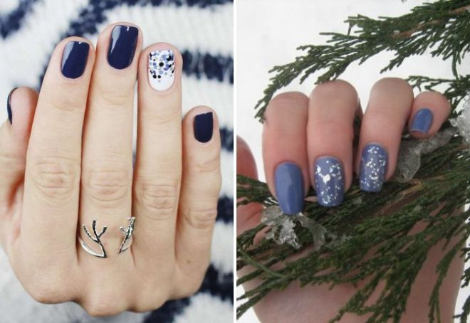 Winter Nageldesign 2019