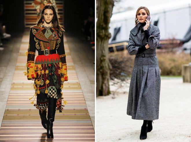 зимска мода 2019 на годината
