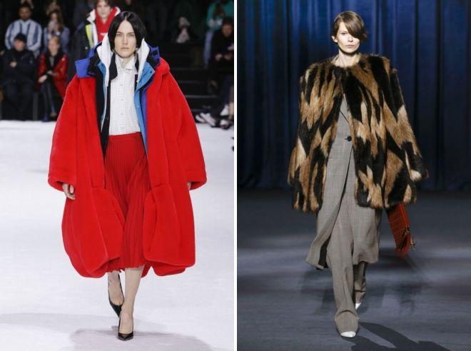 женска модна зима 2018 2019 надворешна облека