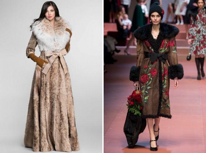 капути модната зима 2019