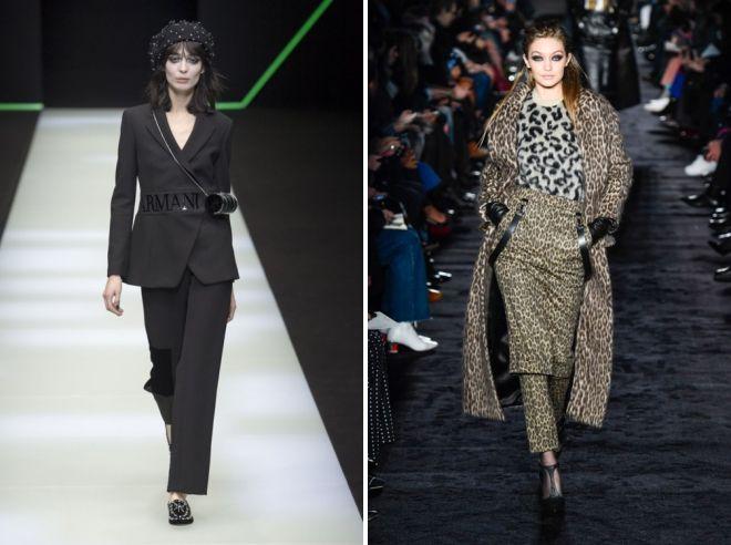 мода для женщин зима 2019