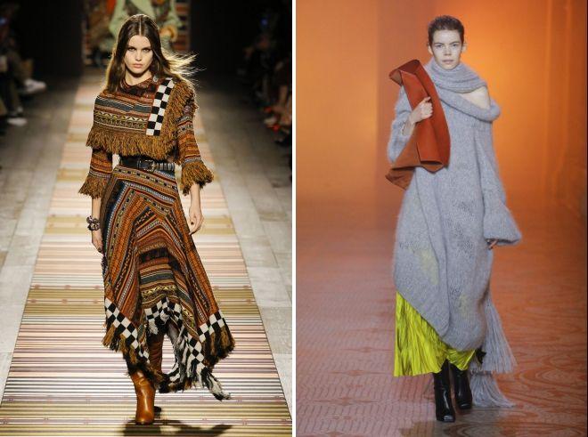 зимние сапоги мода 2019