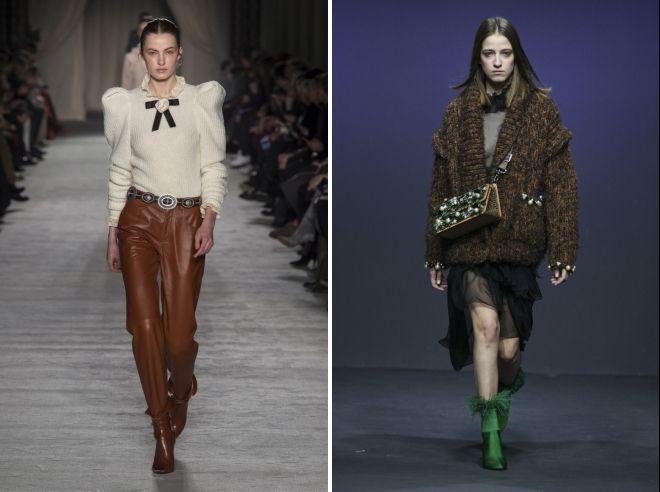 зимски чизми мода 2019