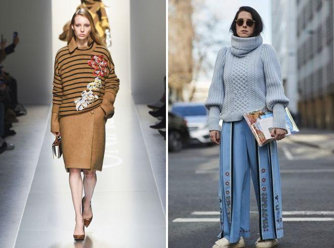 зимски мод 2018 2019 стилски лакови