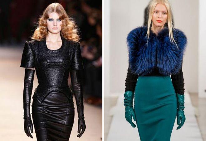 как выбрать длинные женские перчатки