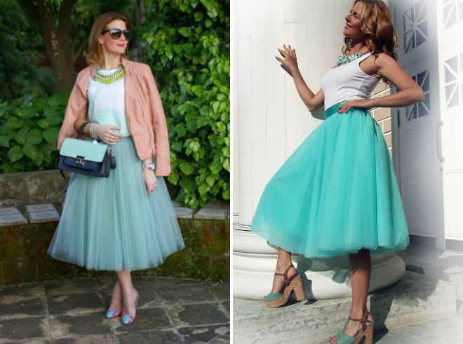 tiffany skirt