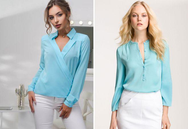 tiffany blouse