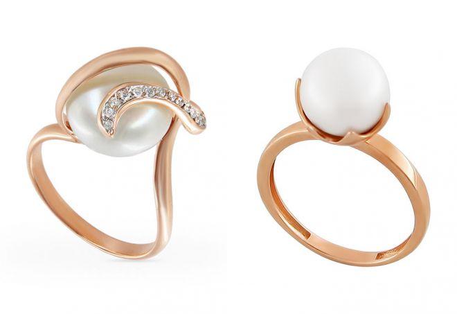 как выбрать кольцо с жемчугом