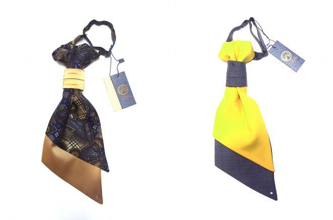 женский галстук регат