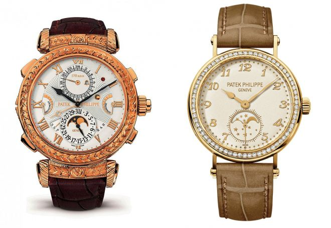 patek philippe swiss watches