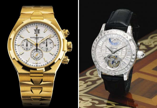 most expensive swiss watches