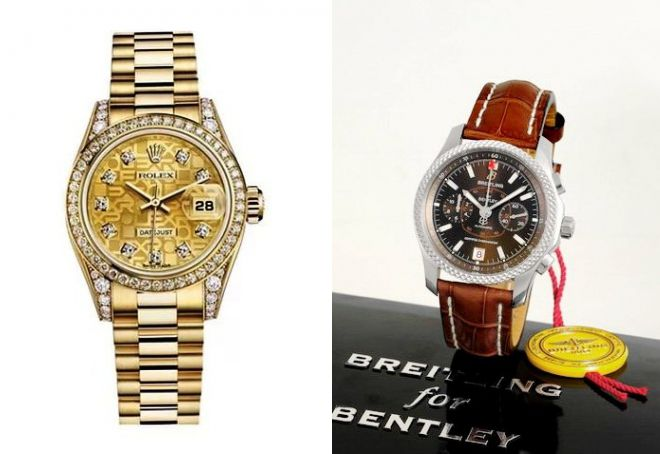 How to distinguish Swiss watches from fake original
