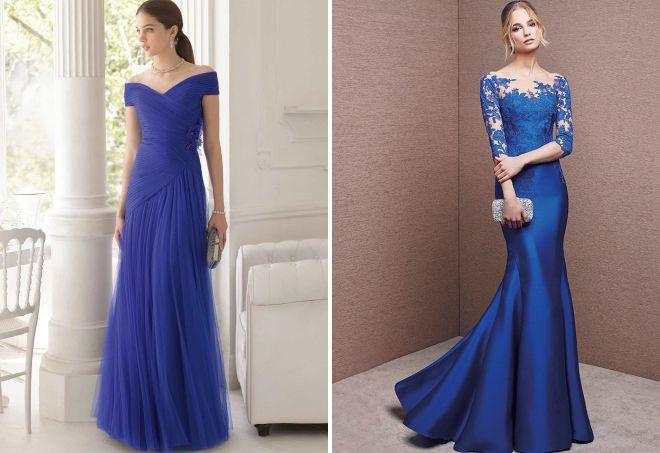фасоны классических платьев