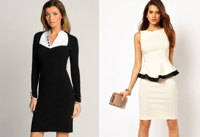 2cddb959b6a Модные женские классические платья – длинные