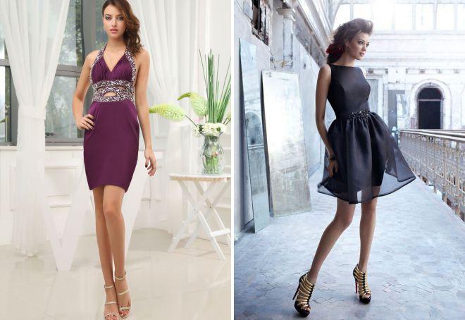 коктейльные платья 2018 образы