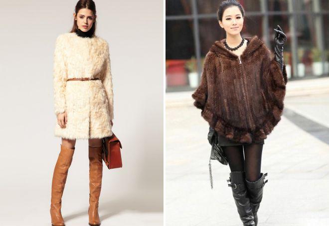модные виды пальто