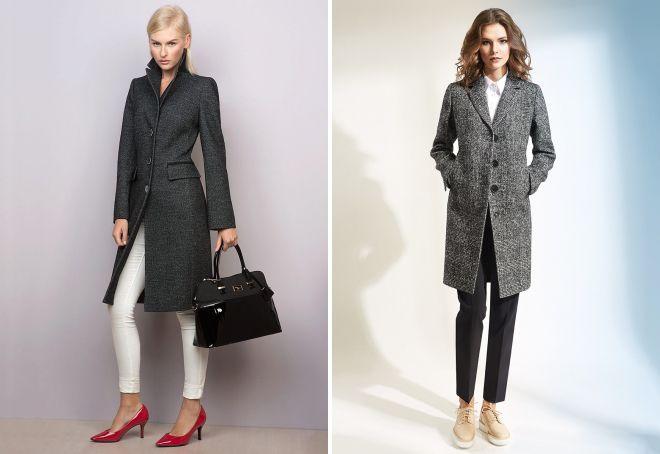 7de9cff139aa Виды женских пальто – короткие, длинные, трикотажные, драповые ...