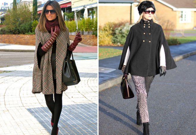 виды фасонов пальто