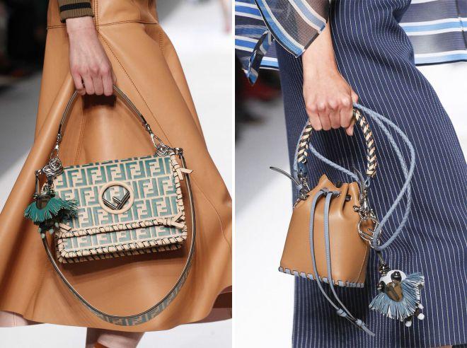 сумки лето 2018 года модные тенденции