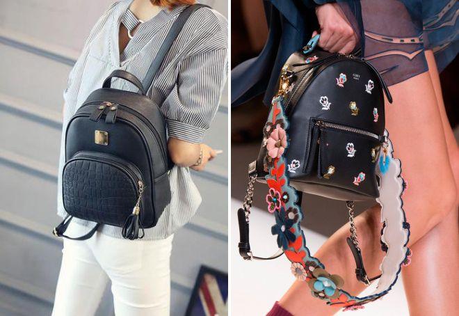 летняя сумка рюкзак 2018