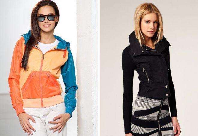 летние куртки для женщин