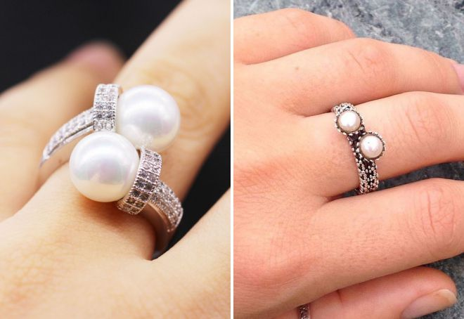 красивое кольцо дорожка